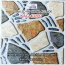 Gạch 3D mờ lát sân 400x400 KAG-40209