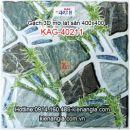 Gạch 3D mờ lát sân 400x400 KAG-40211