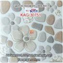 Gạch 3Dmờ 30x30 lát phòng tắm KAG-30751