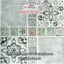 Gạch kỹ thuật số mờ llát phòng tắm 30X30 KAG-30761