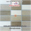 Gạch 3Dmờ 30x30 lát phòng tắm KAG-30755