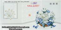 Gạch điểm ốp tường 30x60 KAG-Z2657