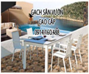 GẠCH SÂN VƯỜN BIỆT THỰ CAO CẤP 500X500