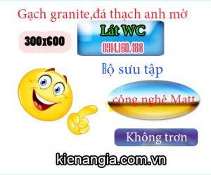 ĐÁ GRANITE CHỐNG TRƠN 30X60 LÁT PHÒNG TẮM