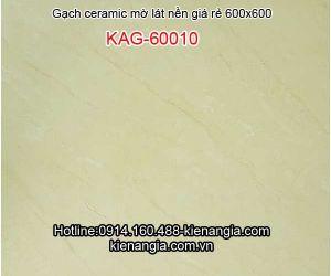 GẠCH LÁT NỀN CĂN HỘ CHUNG CƯ 60X60 TONE MỜ