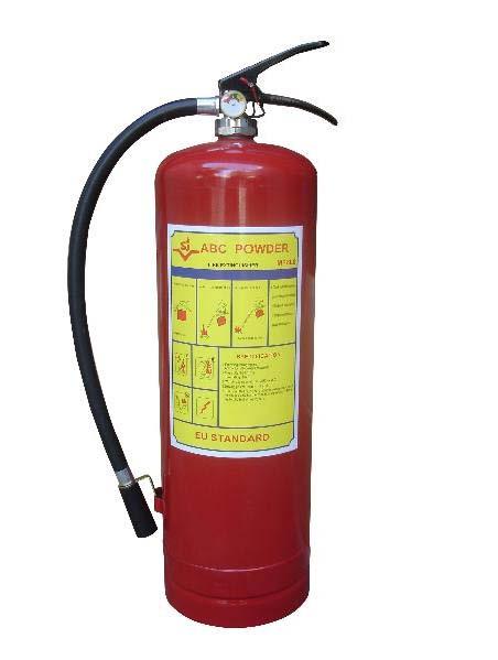 Bình chữa cháy ABC