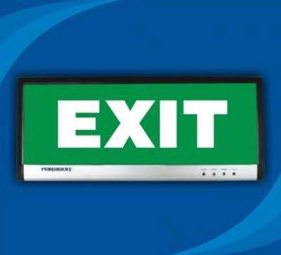Đèn Exit Paragon PEXA13RW