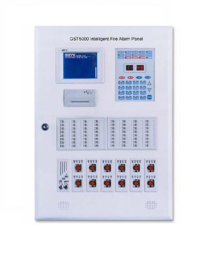 Tủ báo cháy địa chỉ GST5000W (P-9941A - Network Card)