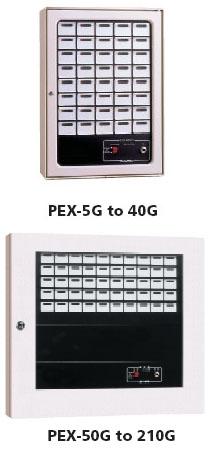 Bộ hiển thị phụ 5-210 zone cho tủ RPP, RPS, RPQ