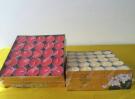 Nến thơm 4h (đỏ, vàng 100 viên/1 hộp)