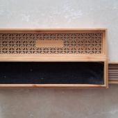 Trầm hương hộp vuông