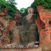Đại tượng Phật Leshan Giant Buddha, Trung Quốc