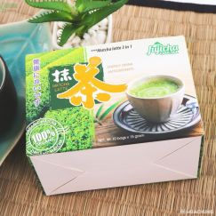 Hộp Bột Trà Xanh Fuji Matcha Latte 150gr