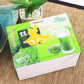 Hộp Bột Trà Xanh Fuji Matcha Green Tea 150gr