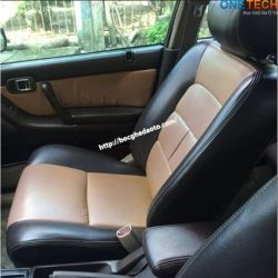 Bọc ghế da ô tô xe Hyundai Equus