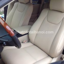 Bọc ghế da xe Lexus RX 350