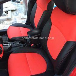 Bọc ghế da xe kia Forte