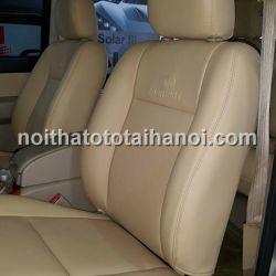 Bọc ghế da xe Ford Everest