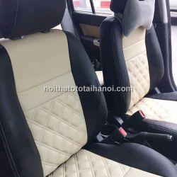 Bọc nệm ghế da xe Hyundai Getz