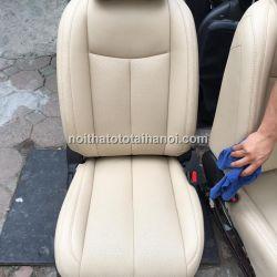 Bọc ghế da xe Nissan Tean