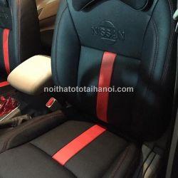 Bọc ghế da xe Nissan Sunny
