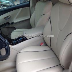 Bọc ghế da ô tô xe Toyota Camry