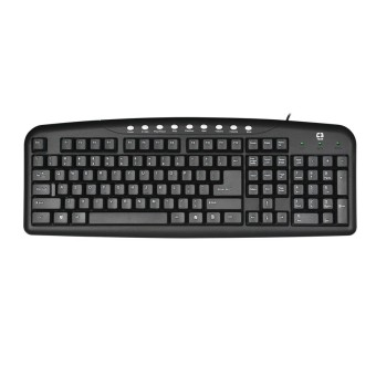 KEYBOARD C3 TECH KB2200 Multi PS2