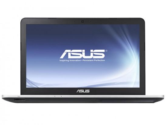 """ASUS N551JX- CN191H (Grey, võ hợp kim) - I7(4720HQ)/ 8G/ 1TB + SSD 128GB/ VGA GTX950M 4G/ DVDRW/ 15.6""""/ Win 8"""