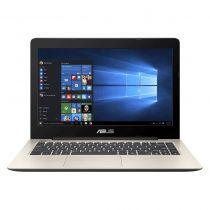 """ASUS A456UA-WX034T( Gold, võ nhôm) – I5(6200U)/ 4GB/ 500GB/ 14""""/ Win 10"""