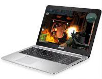 "ASUS K501UB-DM039D(Võ nhôm, Xám bạc) – I5(6200U)/ 4GB/ 1TB / VGA GT940 2GB/ 15.6"""