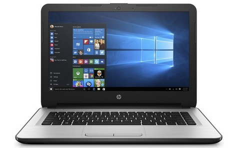 HP 14 AM049TU (Bạc)  - I3(5005U)/ 4G/ 500GB/ DVDRW/ 14""