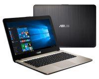 """ASUS X441SA-WX034D ( Đen) – N3710U/ 4GB/ 500GB/ DVDRW/ 14"""""""