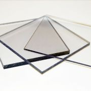 Tấm lợp nhựa trong suốt Polycarbonate đặc ruột và rỗng ruột