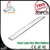 Đèn LED downlight tấm panel 40W 300*1200mm