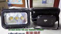 Đèn LED hắt pha 100W / 0.75 mắt lồi thấu kính