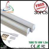 LED TUBE T5 18W 1.2m nhôm & nhựa