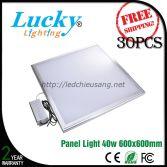 Đèn LED downlight tấm panel 40W 600x600mm
