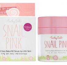 Kem Ốc Sên Snail Pink, Se khít lỗ chân lông, xóa mờ, sạch da nhờn