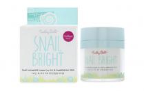 Kem Ốc Sên Snail Bright, Trị mụn, thâm nám, trắng sáng da tự nhiên