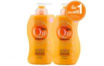 Dầu gội đầu Boya Q10 Shampoo, dưỡng tóc, ngăn rụng tóc, tóc đen óng ả