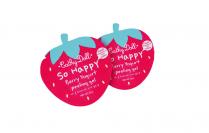 Kem tẩy tế bào chết Cathy Doll So Happy Berry Yogurt Peeling Gel, giúp mịn, trắng da