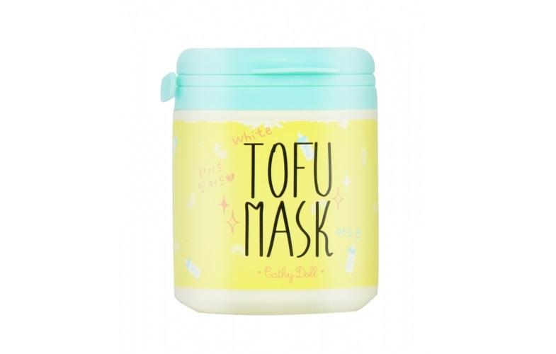 Mặt Nạ Cathy Doll White Tofu Mask, dưỡng trắng da, làm mịn da mặt, se khít lỗ chân lông