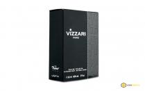 Nước hoa Nam Roberto Vizzari Black Men , thơm lâu, mạnh mẽ, sang trọng