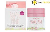 Kem Ốc Sên Snail Pink, cao cấp trị nám, vết thâm dành cho da nhờn, chính hãng Hàn Quốc, giá rẻ