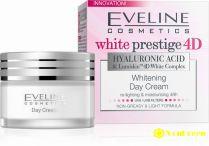 Kem dưỡng trắng da ban ngày Eveline White Prestige 4D, tái tạo và phục hồi da trắng mịn