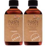 Bộ gội xả Nashi Argan phục hồi tóc hư tổn