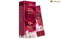 Kem Dưỡng Da Tay Q10, White Rose Hand Cream, chính hãng, trắng da chống lão hóa, dưỡng ẩm