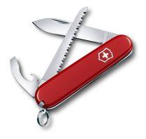 Dụng cụ xếp đa năng hiệu Victorinox Walker màu đỏ, 0.2313