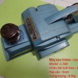 Máy bào TOWA 1050W dùng điện 110V  L-500