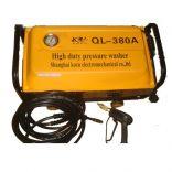 Máy phun xịt áp lực cao QL-380A